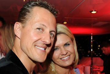 """Sotia lui Michael Schumacher a spus adevarul: """"Intotdeauna si-a dorit asta"""""""