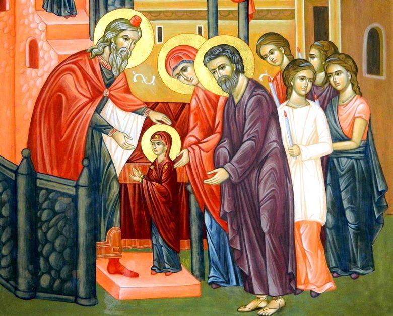 Calendar ortodox 21 noiembrie. Dezlegare la peste. Este Intrarea in Biserica a Maicii Domnului