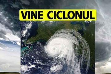 Vine ciclonul! Vremea se schimbă radical în România! Ce ne așteaptă