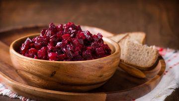 Rețetă mâncare de sfeclă rosie cu pui
