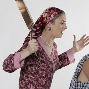 "Scandal conjugal! Imagini in exclusivitate de la sedinta foto ""Moldovenii"""
