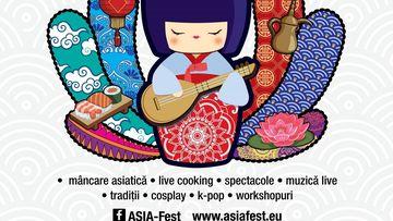 Cea de-a saptea editie Asia Fest, weekendul acesta la Romexpo