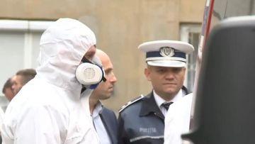 La Timisoara intervine armata! 43 de persoane au fost internate dupa deratizarea care a ucis doi copii si o mama