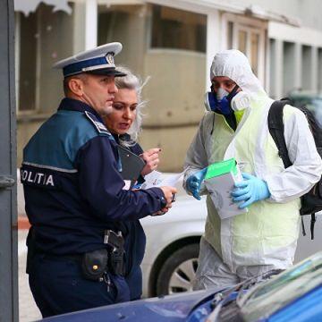 Timisoara: politistilor li s-a facut rau. Noua politisti care au intrat in blocurile cu deratizarea au ajuns la spital