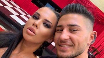 """""""Mocanu și Andra formează un cuplu fake""""! Concurentul de la """"Puterea dragostei"""" care a detonat bomba la scurt timp de la plecarea lor din casă"""