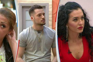 """""""Ai petrecut weekend-ul cu Livian""""! Scandal monstru între Andreea, Bianca și Livian! S-au rostit cuvinte grele: """"Te iau pe toate părțile"""""""