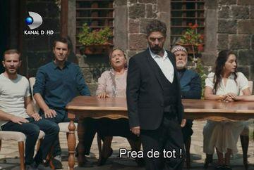 """Mustafa, fata in fata cu rivalul lui! Afla cum va reactiona barbatul cand il va intalni pe Aslan, fostul iubit al lui Asiye, ASTAZI, intr-un nou episod din serialul """"Lacrimi la Marea Neagra"""", de la ora 20:00, la Kanal D!"""