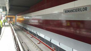 """Metroul Drumul Taberei, cand va fi dat in functiune. Ludovic Orban: """"Metroul poate fi dat în folosinţă anul viitor, aproximativ în luna iunie"""""""