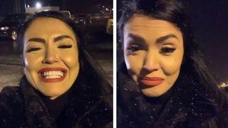 Andreea Mantea a strigat in gura mare: ''Doamne, ce fericita sunt!'' Ce i s-a intamplat in Romania!