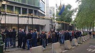 Diaspora s-a MOBILIZAT - Câți români au ajuns la urnele de peste granițe la ora 11