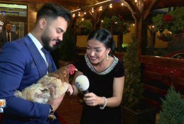 Jador a venit la nunta cu ''gaina Simina''! Reactia Andreei Mantea cand a scos 30.000 de euro din geanta!