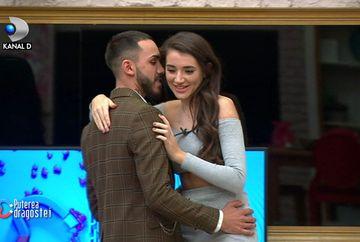 """Un nou concurent la """"Puterea dragostei""""! Șoc pentru Ricardo: a intrat pentru Deea! Ce reacție a avut când i-a văzut dansând împreună"""