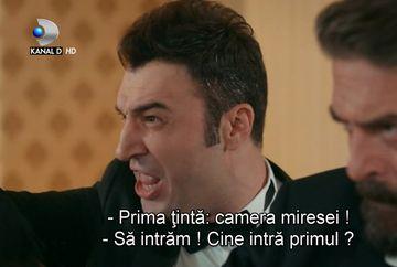 Un motiv de bucurie  se va tranforma intr-unul de tristete? Cum se va termina nunta lui Ali? Nu ratati un nou episod ''Lacrimi la Marea Neagra'', de la 20:00, pe Kanal D