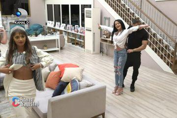 Surpriza uriașă a lui Marius pentru Manuela! Ce i-a adus brunetei în emisiune! E clar că e îndrăgostit de ea