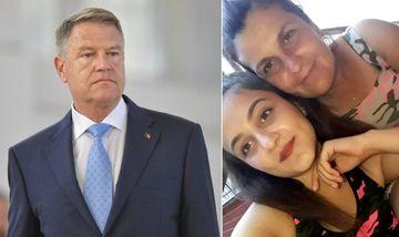 Mama Luizei Melencu a fost invitata de presedintele Klaus Iohannis la Cotroceni
