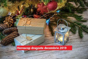 Horoscop dragoste decembrie 2019. Zodia care se indragosteste de sarbatori si petrece o iarna ca in povesti