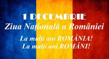 Mesaje de 1 Decembrie. Ce sa le transmiteti romanilor de Ziua Nationala