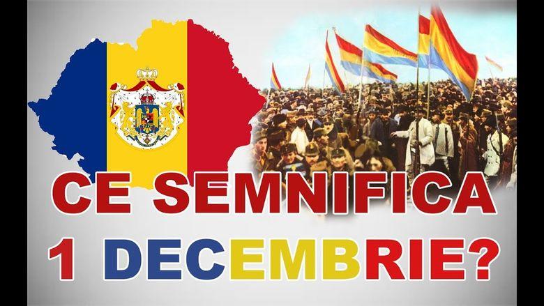 Ce sărbătorim de 1 decembrie. Ziua Nationala a Romaniei are o istorie care trebuie stiuta