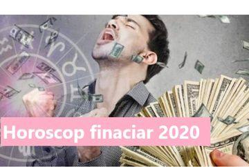 Horoscop financiar 2020. Zodia care va avea bani cu sacul si zodia care va pierde tot ce a agonisit