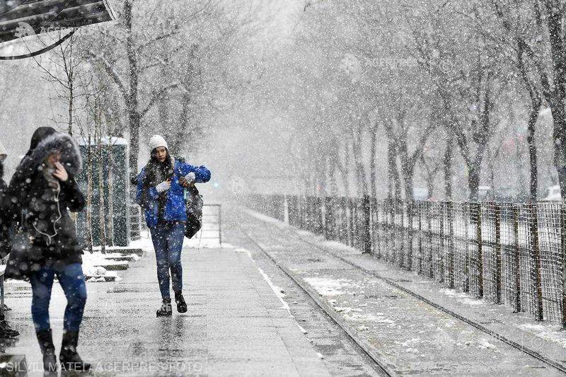 Avertizare de vreme severa