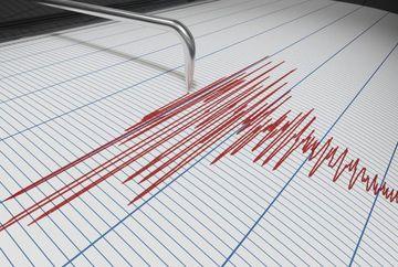 Cutremur intr-o zona neobisnuita din Romania! Iata unde a fost localizat epicentrul seismului si ce magnitudine a avut!