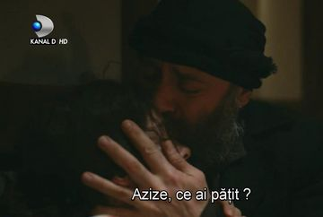 """Cevdet o regaseste pe Azize! Afla cum va incerca sa ii ascunda sotului ei cosmarul prin care a trecut, in aceasta seara, intr-un nou episod din serialul """"Patria mea esti tu"""", de la ora 23:00, la Kanal D!"""