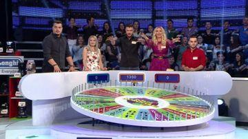 "Andreea Banica si Victor Slav invart ""Roata norocului"", duminica, de la ora 20:00, la Kanal D!"