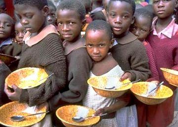 Socant! De ce mor de foame milioane de copii. Ai fi crezut ca nu este destula mancare