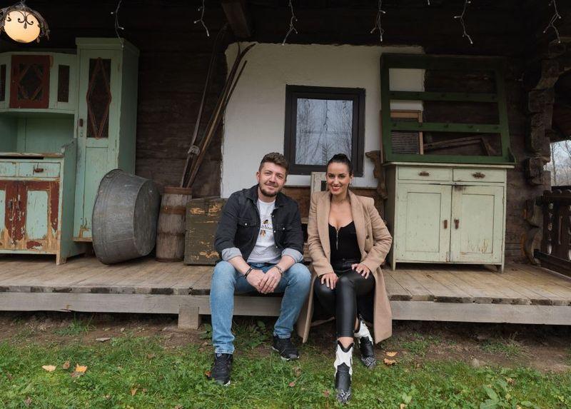 George Mihai si Andreea Stravoiu