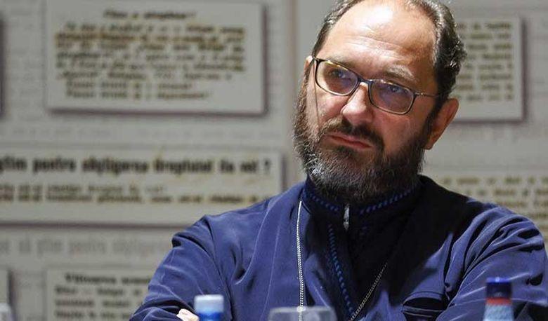 """Parintele Constantin Necula despre boala si durere: """"Nu ţine suferinţa în tine. Vorbeşte!"""""""