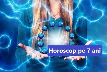 Horoscop pe 7 ani. Zodiile care vor avea TOTUL pana in 2026