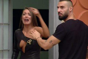 """""""Tu m-ai tradat!"""" Roxana cedeaza nervos! Concurenta ii reproseaza lui Ricardo ca a tradat amicitia lor! Afla pana unde va ajunge conflictul celor doi, JOI, intr-o editie incendiara """"Puterea dragostei"""", de la ora 11:00 si 17:00, la Kanal D!"""