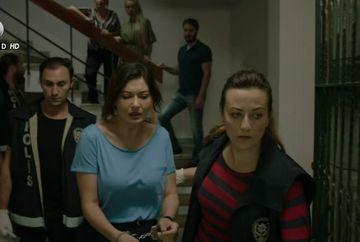 """Gulperi ajunge dupa gratii! Afla cine ii insceneaza totul si ce se va intampla cu visul femeii de a-si vedea familia unita, ASTAZI, intr-un nou episod din serialul """"Gulperi"""", de la ora 20:00, la Kanal D!"""