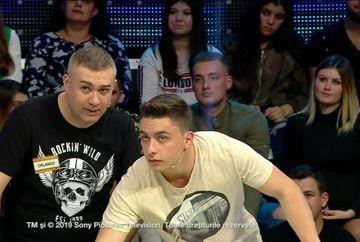 """Radu Tibulca si Orlando invart """"Roata Norocului""""! Nu ratati o editie incendiara, duminica, de la ora 20:00, la Kanal D!"""