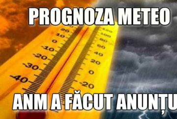 Prognoza meteo. Vremea, joi, 5 decembrie 2019. Temperaturi negative in toata tara