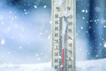 Prognoza meteo vineri, 6 decembrie. Cum e vremea la Bucuresti si in tara
