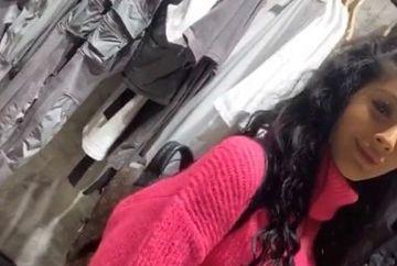 Ce facea Simina intr-un magazin din Bucuresti? Incredibil cum a fost surprinsa fosta concurenta