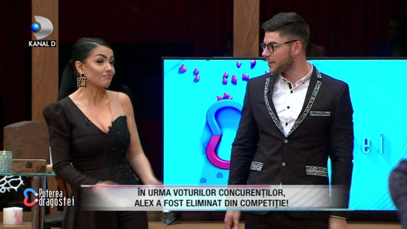 Alex pleacă de la Puterea dragostei