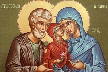 Calendar ortodox 9 decembrie. Mare sarbatoare pentru crestini: Zămislirea Sfintei Fecioare Maria