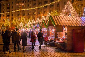 Program Târgul de Crăciun Bucuresti 2019. La ce ore sa mergem la targ si ce putem cumpara