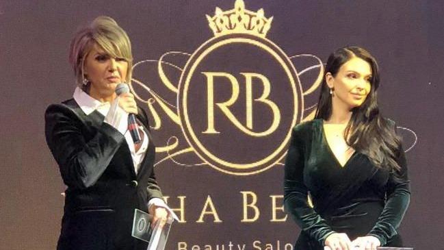 """Silvia Ioniță, premiată pentru Excelență în Jurnalism, la Gala """"Celebrity Awards Successful Women"""""""