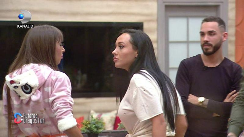 Tensiunile dintre Ella si Mariana au explodat din nou!