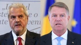 Klaus Iohannis retrage decoratiile toturor condamnatilor penal, incepand cu Adrian Nastase