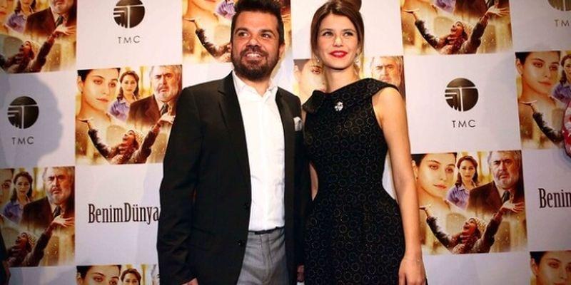 O celebra actrita din Turcia a anuntat ca si-a salvat casnicia!