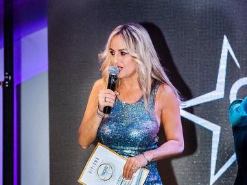 """Florentina Opris, premiata la Gala Celebrity Awards - Femei de succes cu titlul """"Ambasadorul unui stil de viata sanatos in Romania"""""""