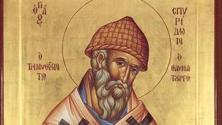 Calendar ortodox 12 decembrie. Sfantul Spiridon - ce este interzis sa faci azi, in zi de sarbatoare