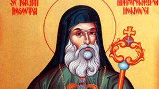 Calendar ortodox 13 decembrie. Este cruce cu negru de Sfantul Ierarh Dosoftei