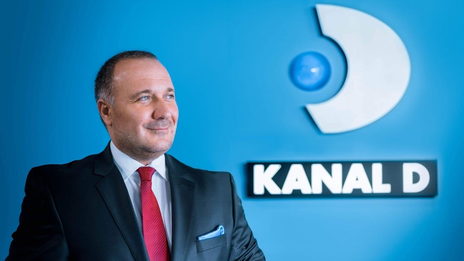 "Ugur Yesil, CEO si Executive Board Member Kanal D, premiat la Gala ""Financial Intelligence - Hall of Fame"", pentru Performanta in managementul media"