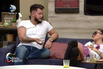 ȘOC pentru Deea: Ricardo și Manuela, împreună! Ce reacție a avut când i-a văzut!