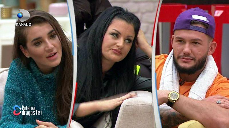 Deea, Manuela și Ricardo